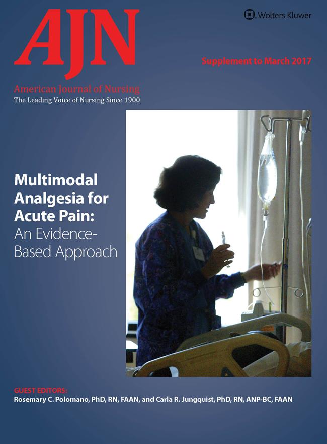 Pain Supplement : AJN The American Journal of Nursing