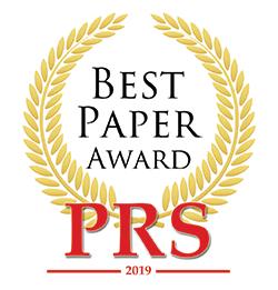 PRS 2019 Best Paper Award Winners